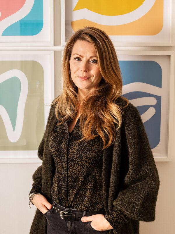 Miranda Kusters - Logopediepraktijk Amersfoort - Tussen Neus en Lippen